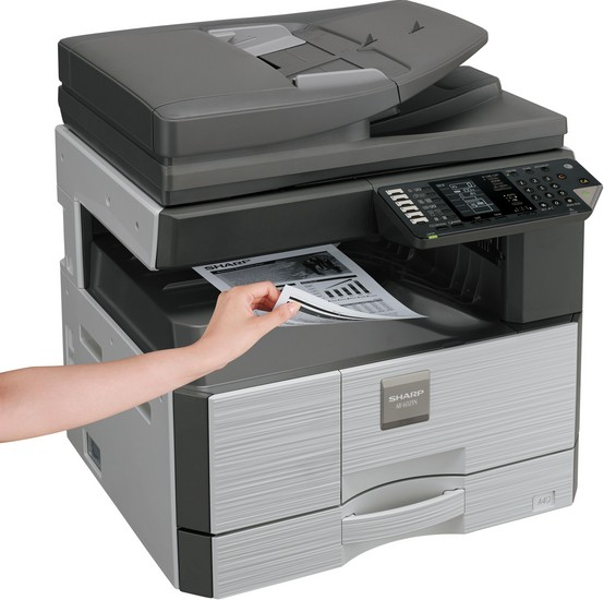 Máy Photocopy Sharp AR-6020D- AR-6023D (Copy-In-Scan màu)